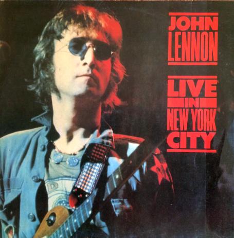 John Lennon – Live In New York City(1986)