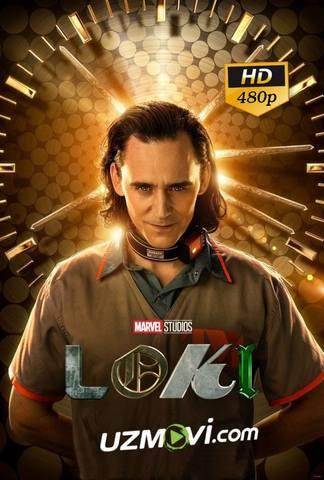 Loki uzbek o'zbek tilida barcha qismlari marvel seriali