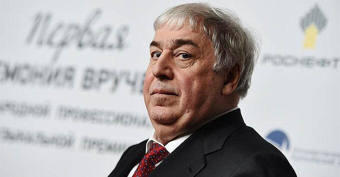 Эксперты оценили риски санкций для песен Михаила Гуцериева - Новости радио OnAir.ru