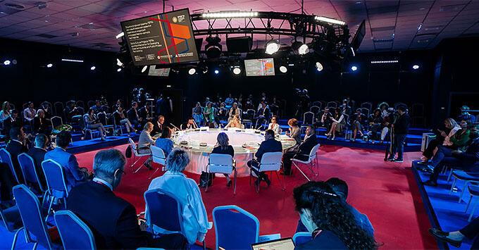 Первые итоги ПМЭФ-2021 для медиаиндустрии - Новости радио OnAir.ru