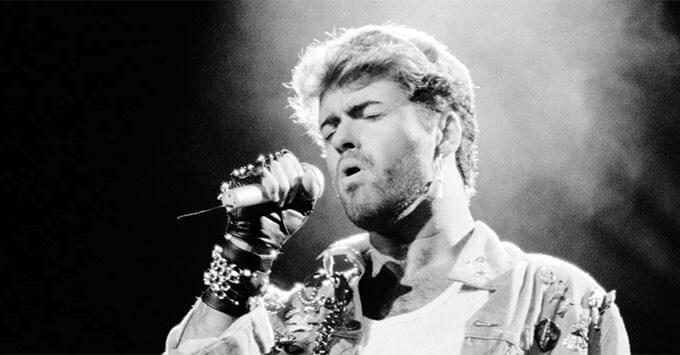 День с Легендой на Эльдорадио: George Michael - Новости радио OnAir.ru