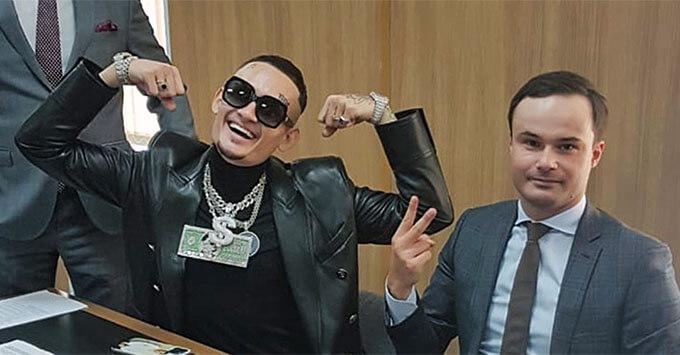 Мосгорсуд признал законным штраф Моргенштерну - Новости радио OnAir.ru