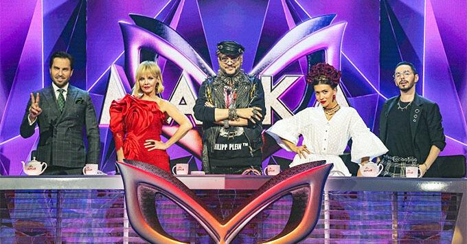 «Авторадио» рекомендует! НТВ вновь показывает второй сезон шоу «Маска» - Новости радио OnAir.ru