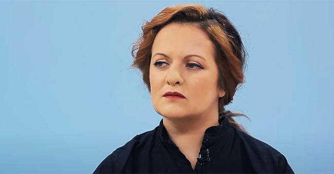 Ведущей «Дождя» Анне Монгайт угрожают убийством - Новости радио OnAir.ru