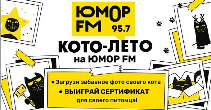 В Самаре стартовало #КОТОЛЕТО с «Юмор FM» - Новости радио OnAir.ru