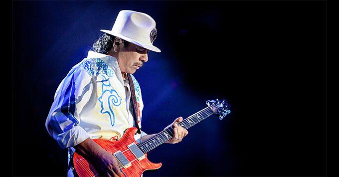 День с Легендой на Эльдорадио: Carlos Santana - Новости радио OnAir.ru