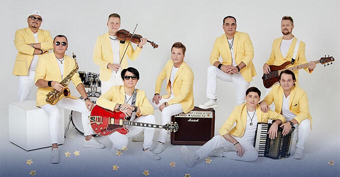 Группа «Сентябрь» в проекте «Звездные деньги» на «Радио Шансон» - Новости радио OnAir.ru