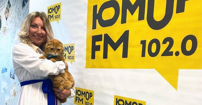 На «Юмор FM – Екатеринбург» подвели итоги конкурса #КОТОФОТО - Новости радио OnAir.ru