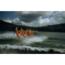 10Женская команда по водным лыжам, штат Нью-Йорк, 1956. Фотограф Роберт Сиссон