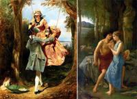 художник Pierre Auguste COT9-3
