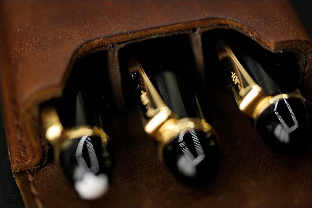 3 pens leather hard case. Lenskiy.org