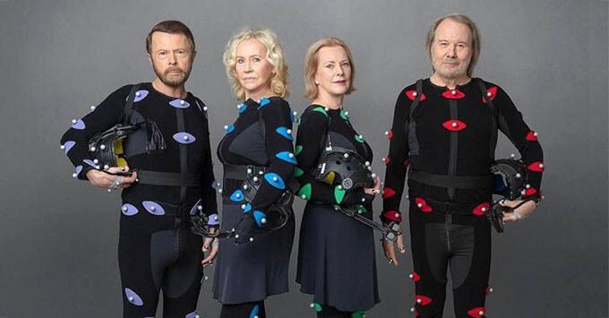 ABBA уже в эфире! Группа представит новый альбом 5 ноября - Новости радио OnAir.ru