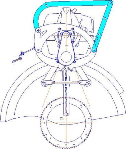 Творческая лаборатория мотовелосипедов  Комета