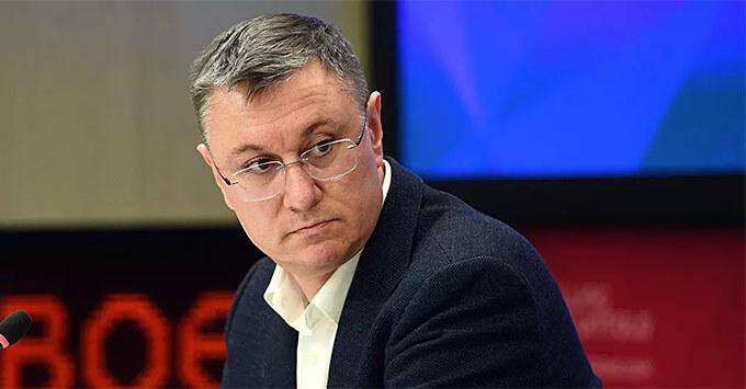 Василий Конов возглавил информагентство «Матч+» - Новости радио OnAir.ru