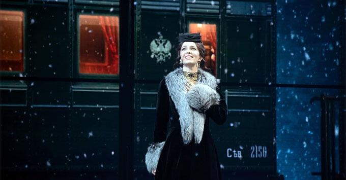 Радио Romantika приглашает на мюзикл «Анна Каренина» - Новости радио OnAir.ru