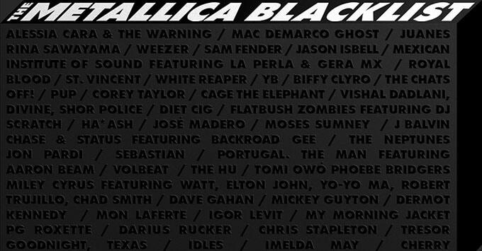 Громкий уикенд к тридцатилетию «Черного альбома» Metallica в эфире ROCK FM 95.2 - Новости радио OnAir.ru