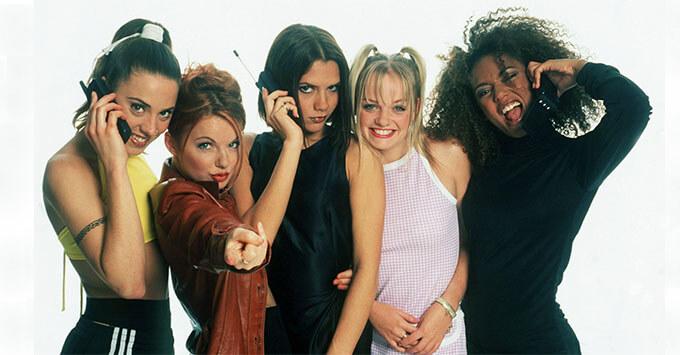 День с Легендой на Эльдорадио: Spice Girls - Новости радио OnAir.ru