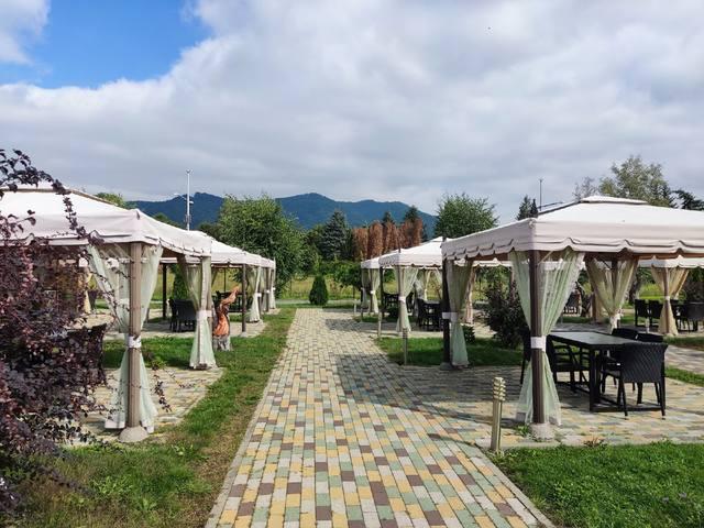 Владикавказ, Северная Осетия, сентябрь 2021