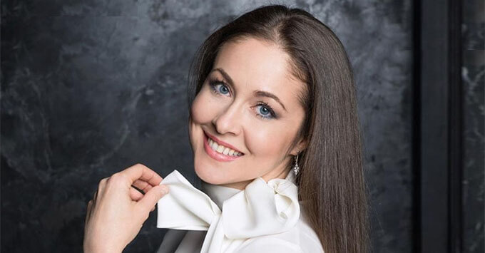 Алёна Петровская в «Звездном завтраке» на «Радио Шансон» - Новости радио OnAir.ru