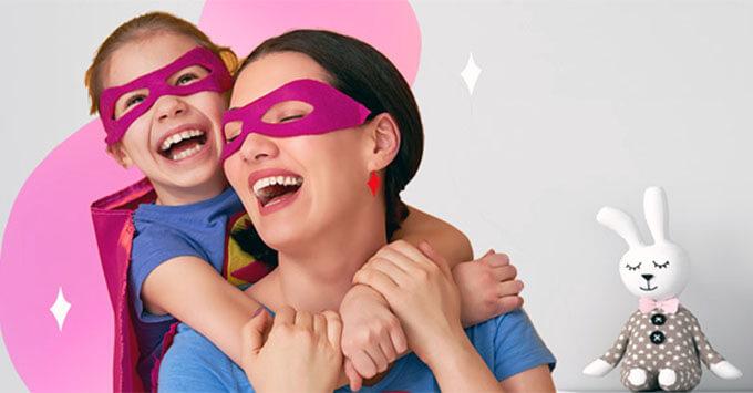 «Супермама» – премьера на «Ю»! Партнер программы – Детское радио - Новости радио OnAir.ru