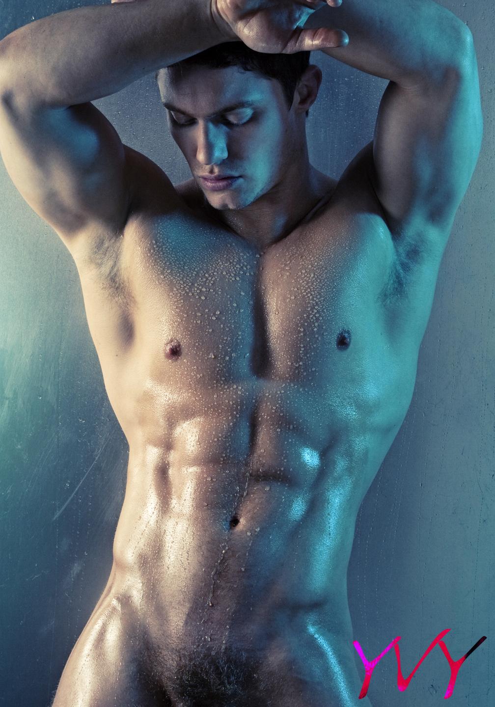 Накаченные голые парни фото