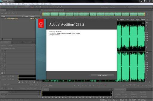 Keygen для Adobe Audition 3. Скачать с сервера (48.5Kb) .