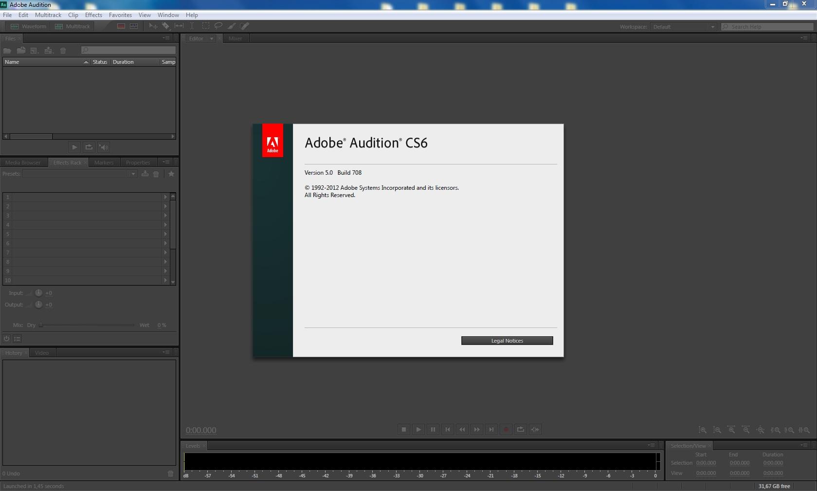 Как Сделать Затухание В Adobe Audition - Программа Adobe 95