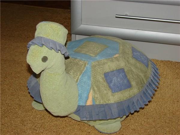 Как самой сшить черепаху
