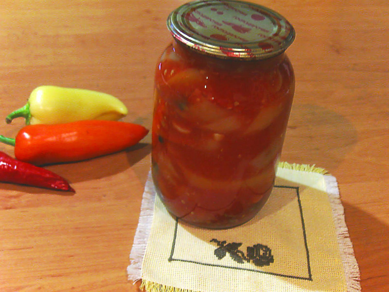Как сделать соус из болгарского перца