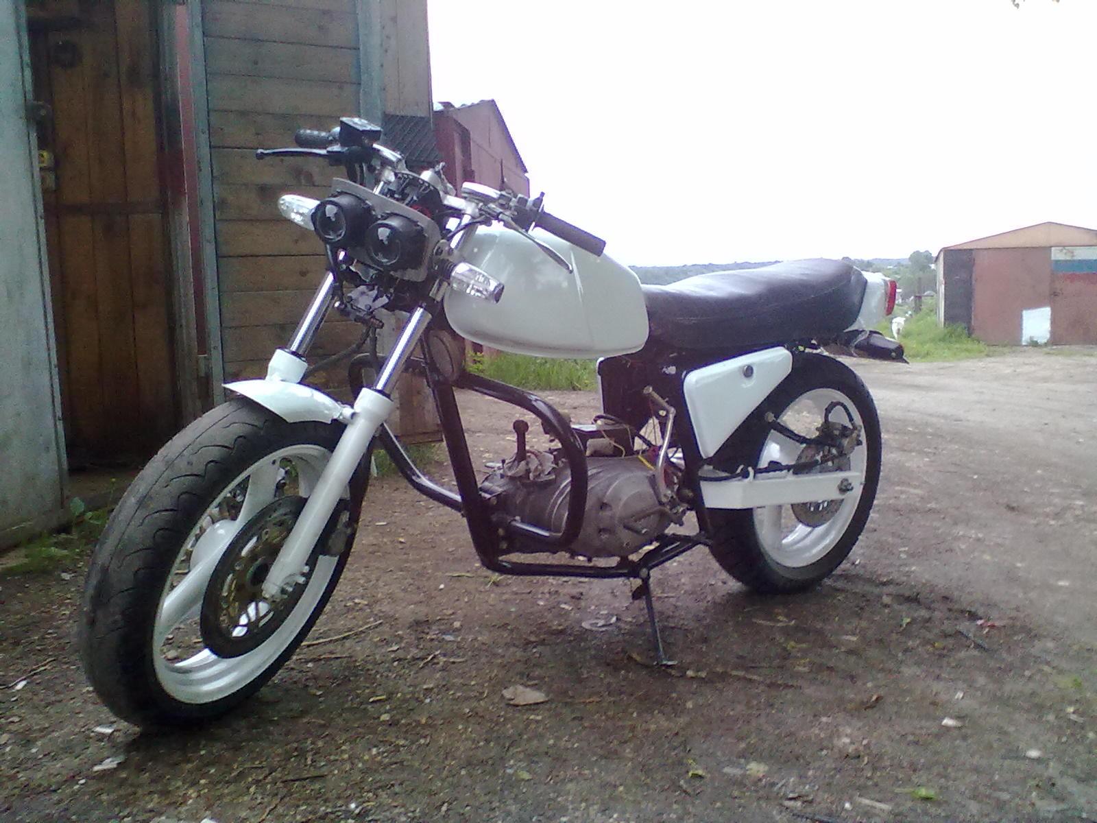 эксплуатация мотоцикла иж