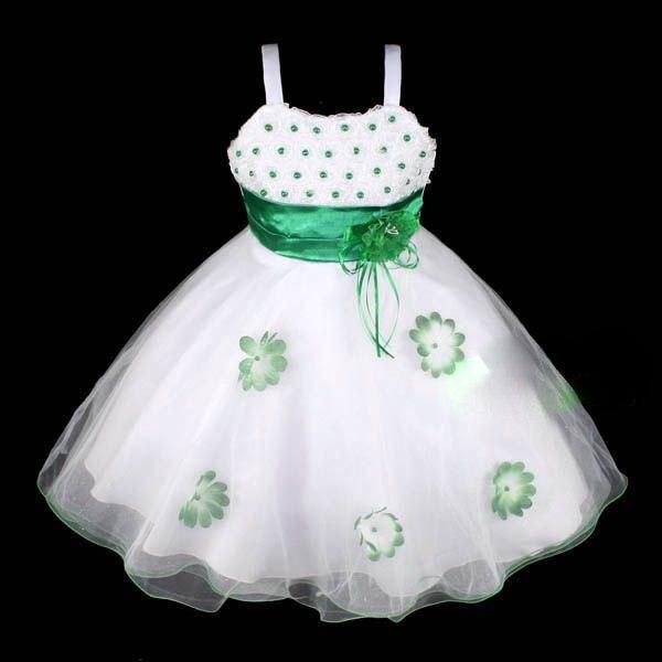Платье для девочки на утренник своими руками 25