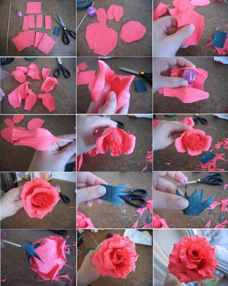 Игрушки из бумаги своими руками фото
