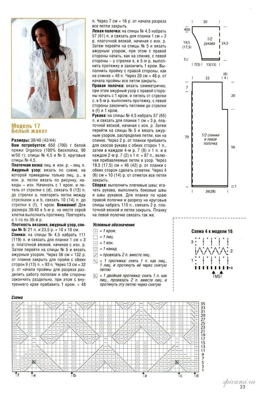 Вязание спицами для женщин и схемами