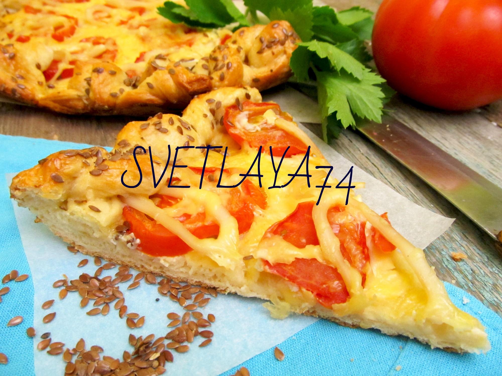 Пицца с кальмарами рецепты