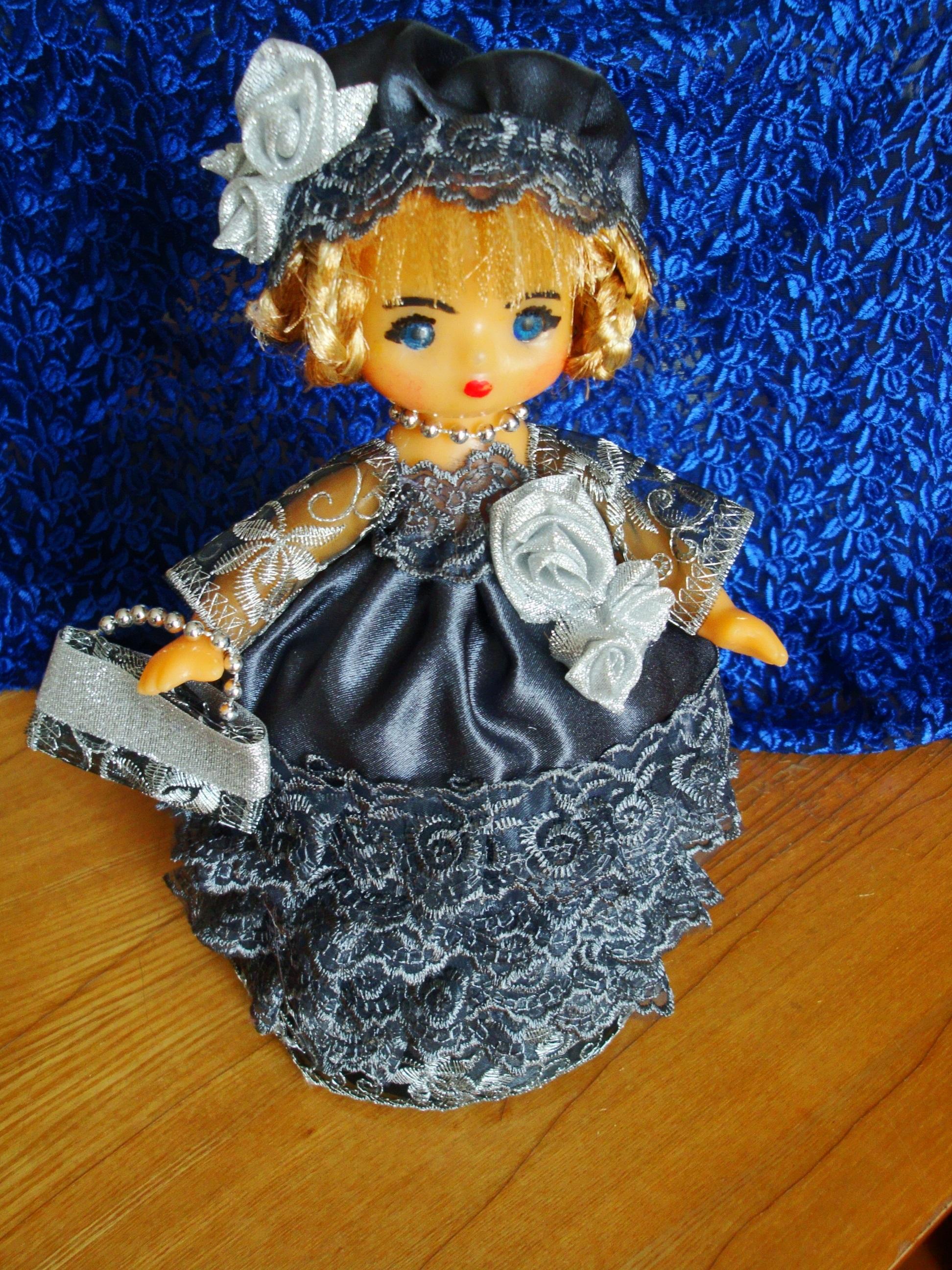 Мастер классы поделок кукол 22