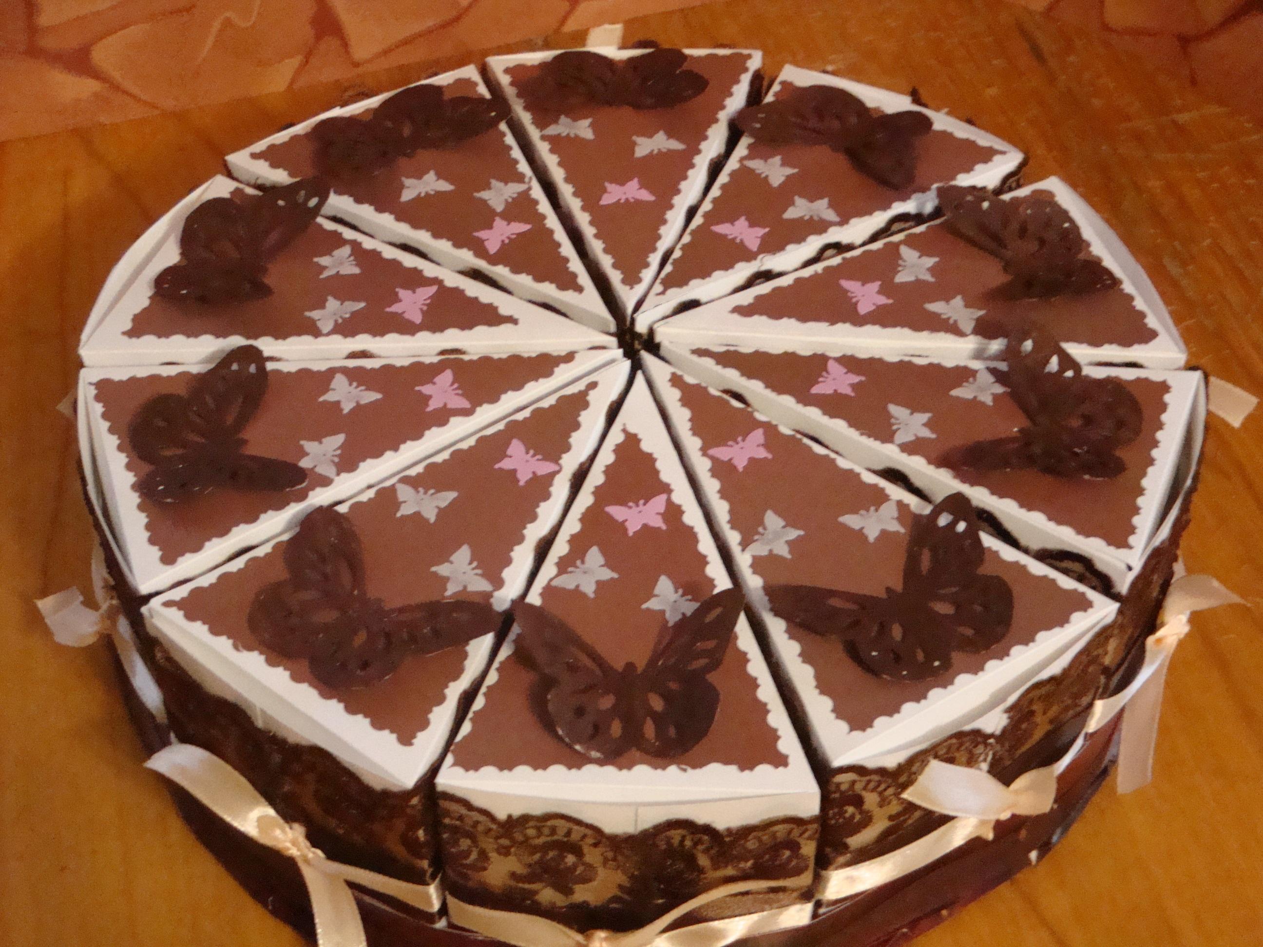 Как сделать торт из фото