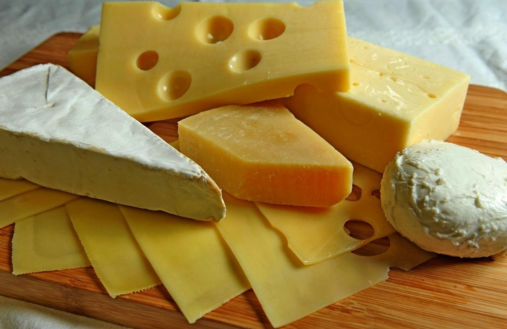 Вкусный сорт сыра