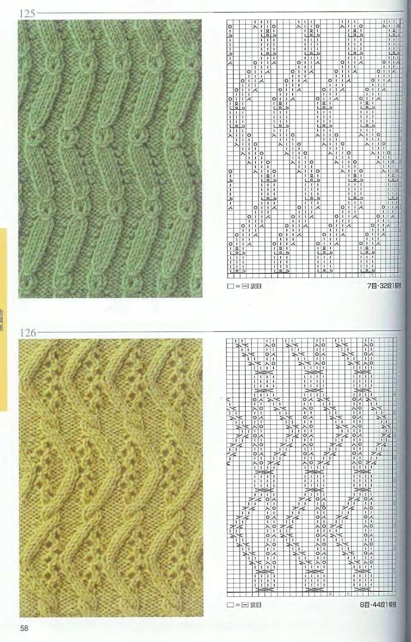 Наниашвили 250 узоров для вязания