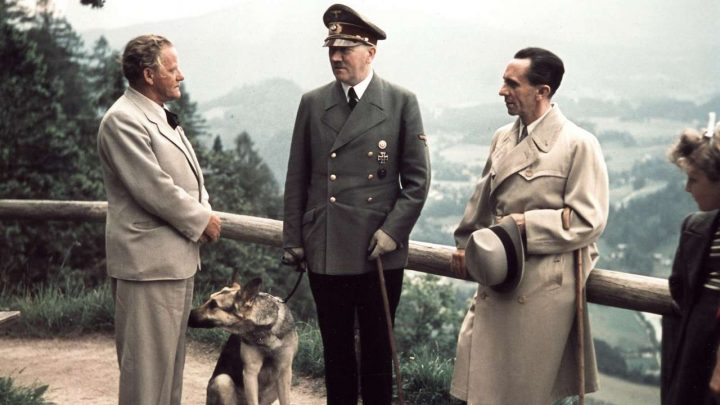 a discussion on the significance of adolf hitlers reich minister of propaganda joseph goebbels Goebbels on the power of propaganda has 24 ratings and joseph goebbels, hitler's minister of as one of adolf hitler's closest associates and most.
