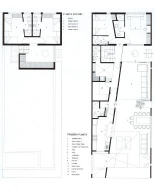 пляжный дом план