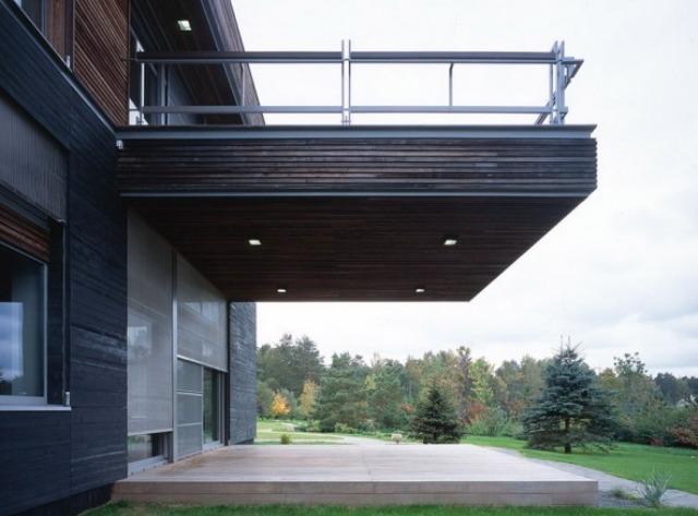симметричный дом