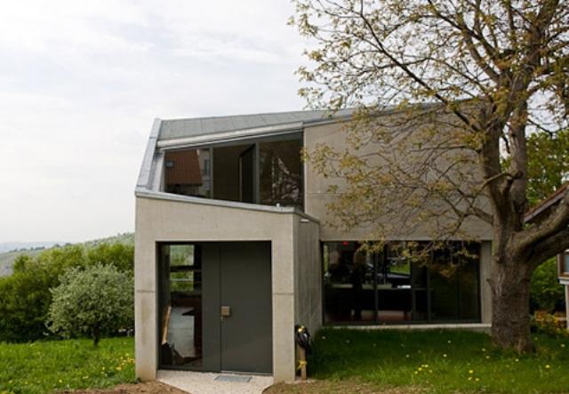 дом с единым пространством