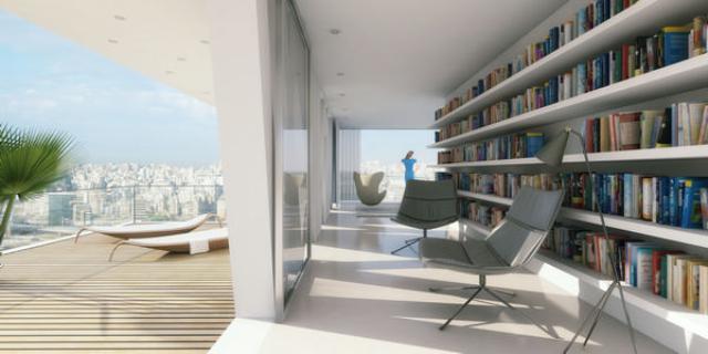 жилой дом в Бейруте