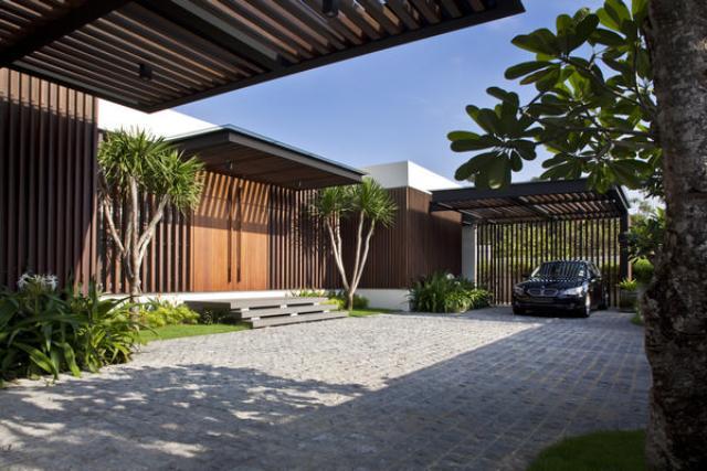 Дом с естественным климат-контролем