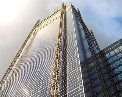 25-ти этажный Манчестерский небоскреб CIS Tower