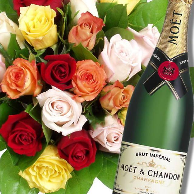 Открытки с днем рождения розы и шампанское, цветов для открыток