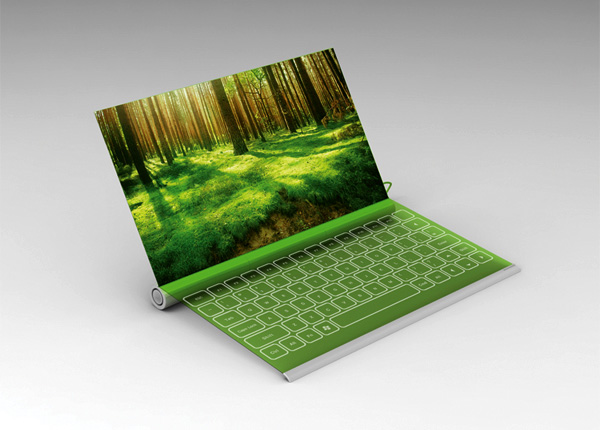 Oxygenated Notebook