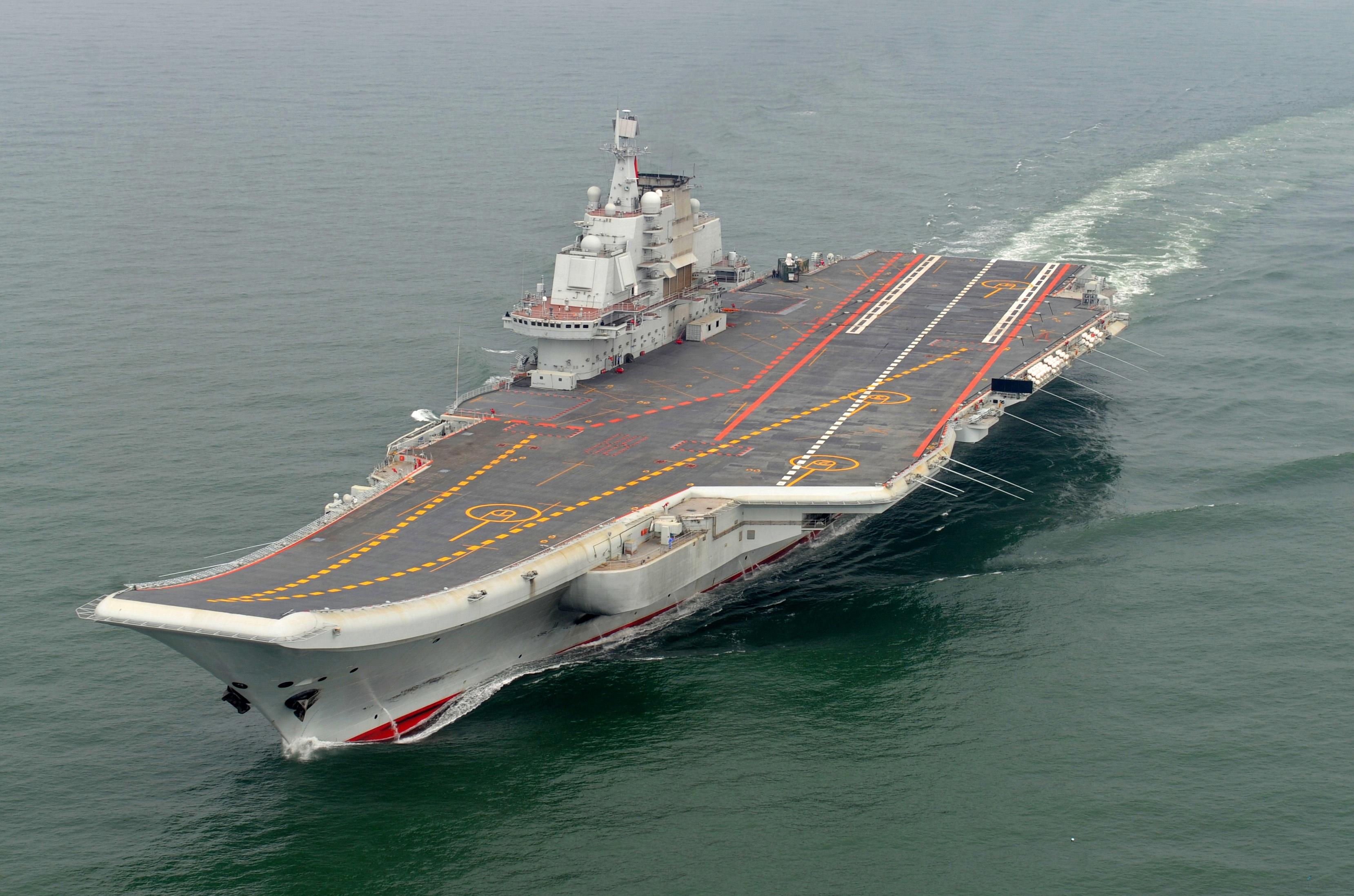 indias second aircraft carrier - HD3317×2196