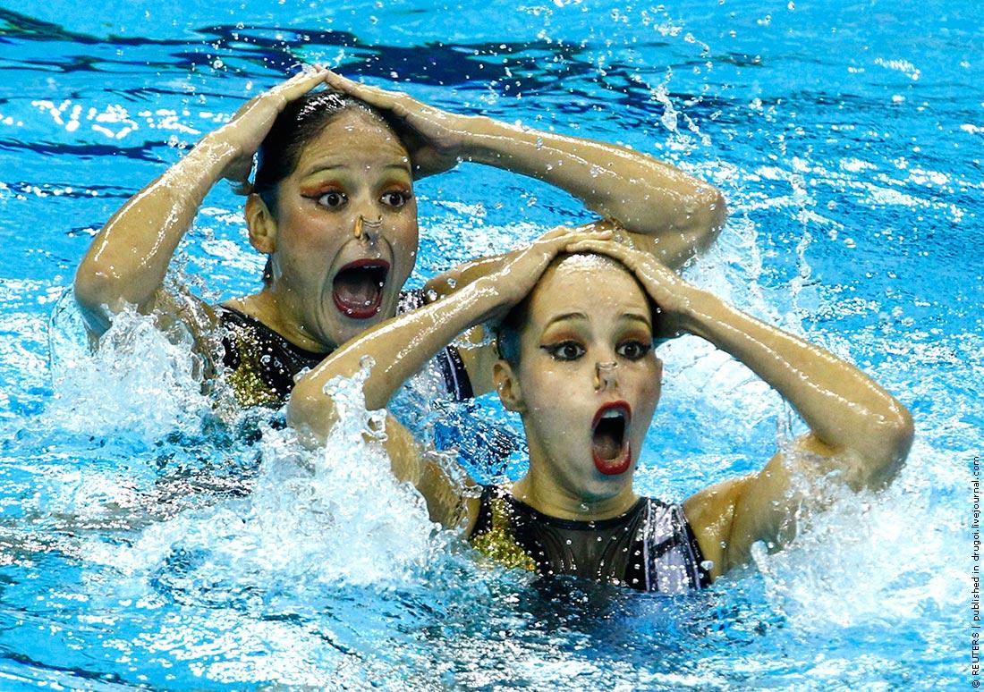 Смешные картинки о плавание