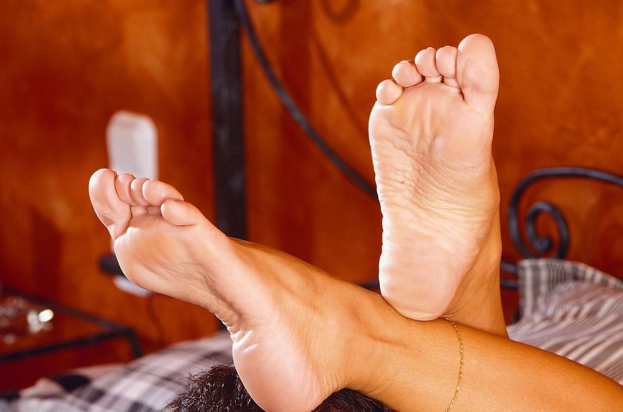 Erotic foot stories — 15